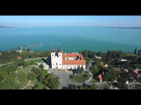 Tihany Hungary 4K