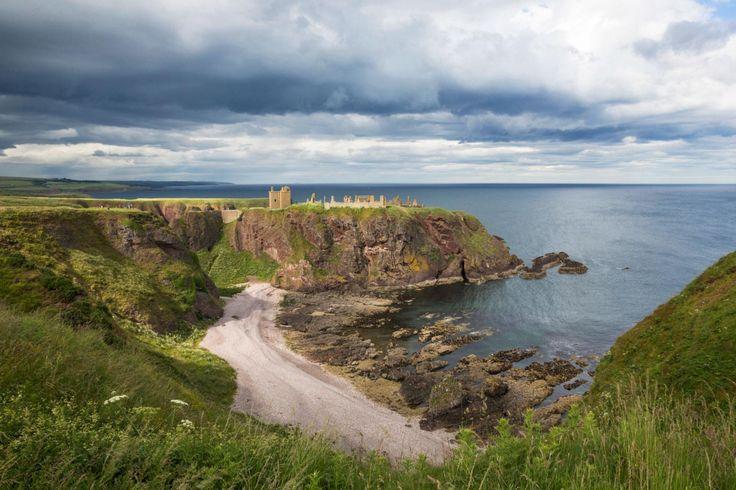 Suivez cet itinéraire de 7 jours dans l'est du pays pour admirer les châteaux et attractions d'Édimbourg, St Andrews, Dundee, Aberdeen, Pitlochry et  plus.