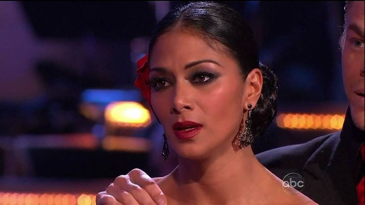 Nicole Scherzinger & Derek Hough - Argentine Tango - Week 9 Nicole dances like a pro.  Beautifully executed!  Derek had to be pumped with pain killers to dance like he did with an injured neck.