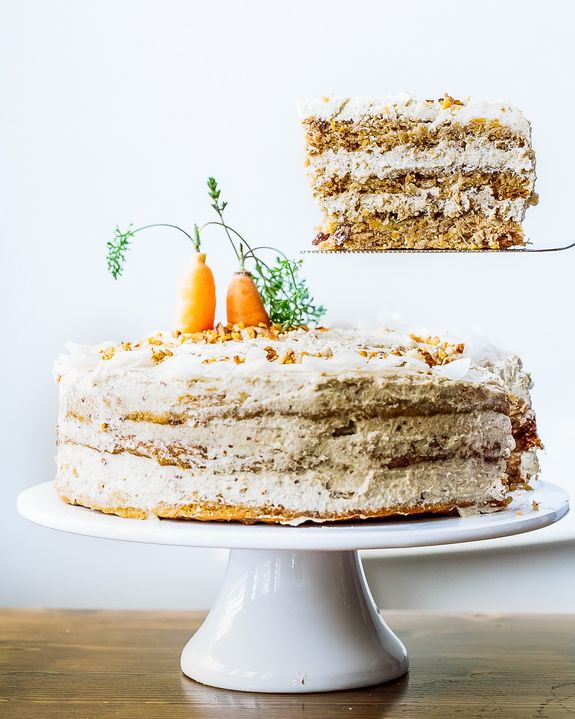 """Paleo """"Naked Carrot Cake"""" – when was the last time you had a guilt-free piece of cake?"""