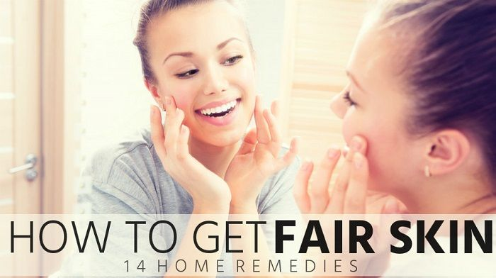 How to Get Fair Skin (14 Home Remedies)