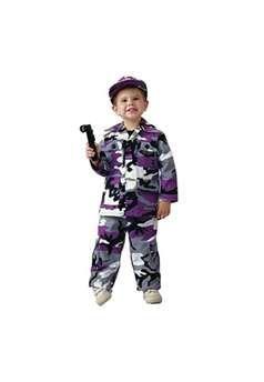 Jr GI Kids Ultra Violet Camo 6 Pkt BDU Pants ! Buy Now at gorillasurplus.com