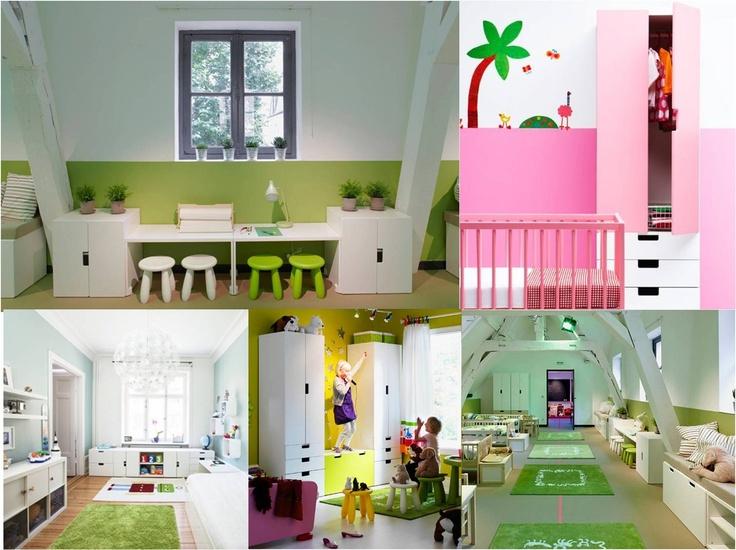 Stuva toy storage ikea playroom ikea pinterest - Ikea camerette stuva ...