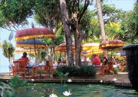 Semar Pegulingan – Royal Court Gamelan and Dances – by Mekar Bhuana with Barbeque Buffet Dinner at The Oberoi, Bali