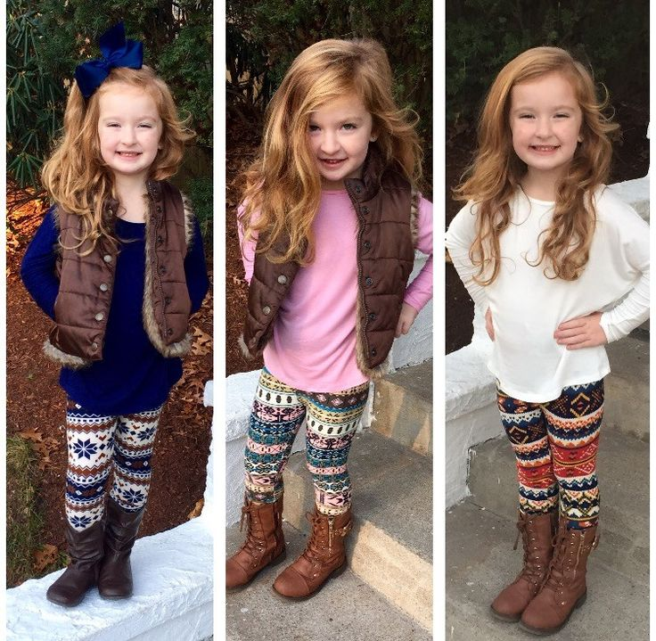 Just in time for Back to School! Your little princess will fall in LOVE with these leggings. The material is super soft and she won't want to take them off! They pair perfectly with any top, but we are also featuring our Solid Dolman Kids tops right now on Jane as well so definitely take a look to create the perfect outfit! Just get a pen and write down your favorite style! We are sure your princess will LOVE these.Sizes Small/Medium (3-7 years old)Large/XL (7-11 years old)Styles 1-Cre...