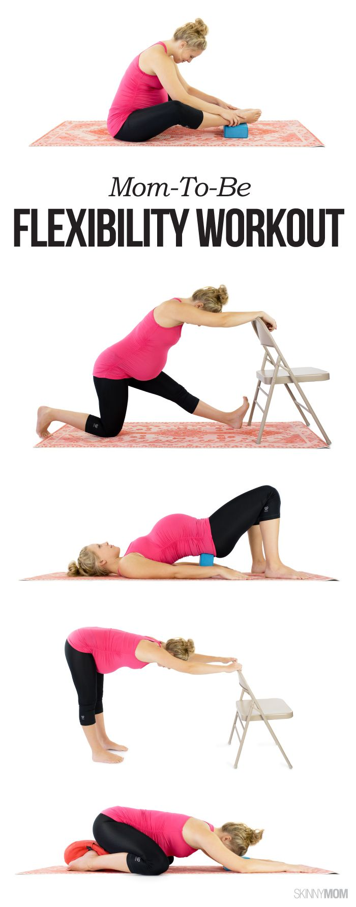 Here's a great workout for our pregnant mamas!
