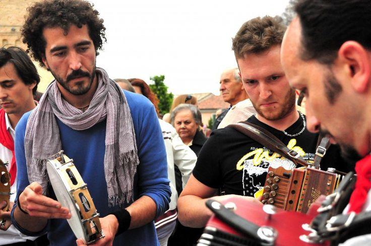suonatori tradizione | Cantamaggio 2012