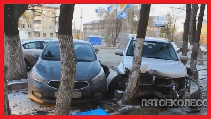 (18+) Новая Подборка Аварий и ДТП #2 Март 2016 || Пятое Колесо