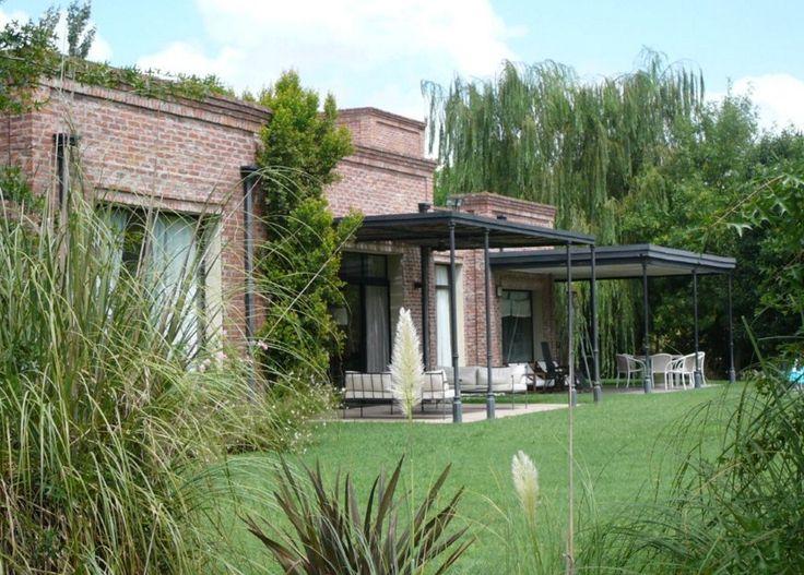25 best casas de ladrillo visto ideas on pinterest - Casas de ladrillo visto ...