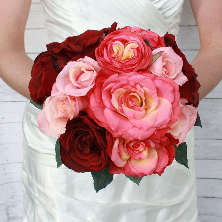 43 best Wedding Flowers images on Pinterest | Silk flowers, Floral ...