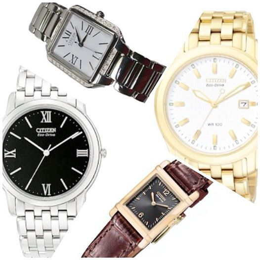 Give the gift of time from our selection of #CitizenWatches. #time #gift #forhim
