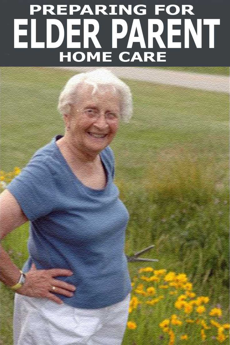 Pic of - How to Properly Caring for the Elderly at Home