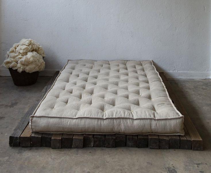 Home Of Wool Mattress