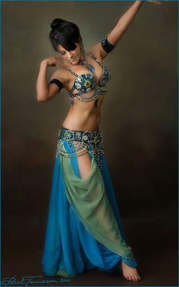 Bella.  Custom made.. possibly Mata Hari inspired?