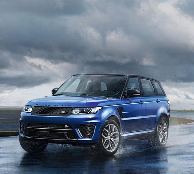 17 Best Ideas About Range Rover Sport On Pinterest