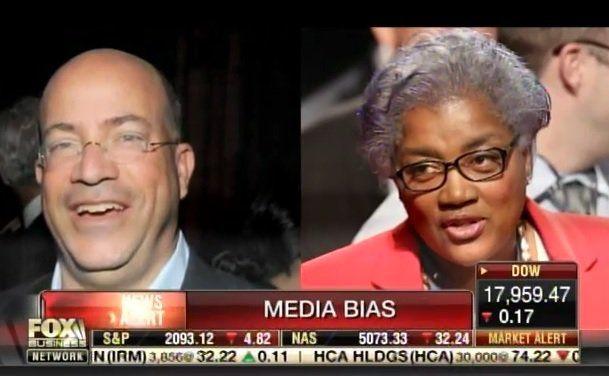 """HAH! FOX Business Network Host Calls CNN the """"Clinton News Network"""" (Video)"""