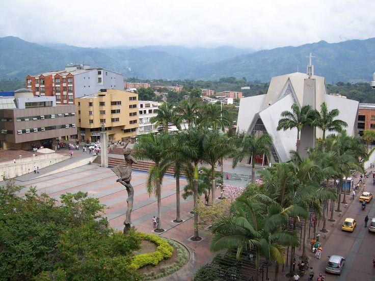 Armenia, Quindio, Colombia http://en.wikipedia.org/wiki/Armenia,_Colombia