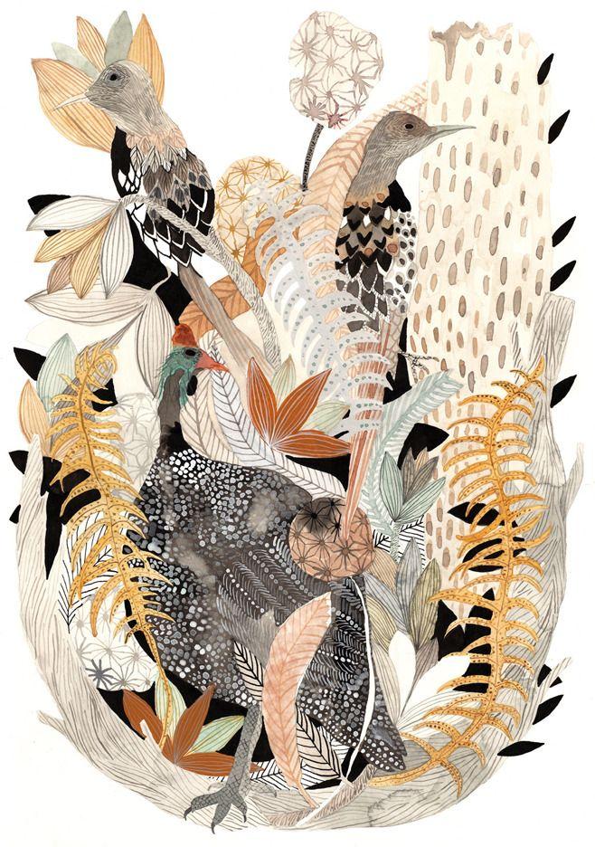 Michelle Morin | watercolor