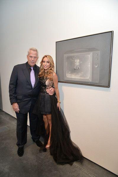 Steve Tisch Photos: LACMA 50th Anniversary Gala Sponsored By Christies - Inside