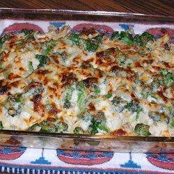 Silver's Savory Chicken and Broccoli Casserole - Allrecipes.com