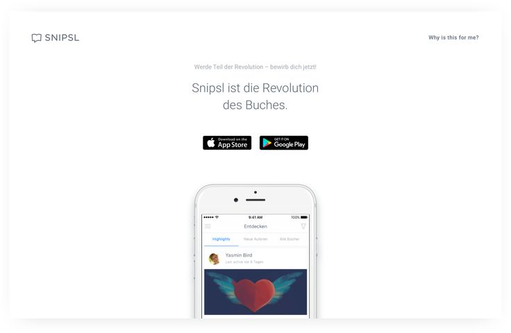 Snipsl Mobile App on Behance