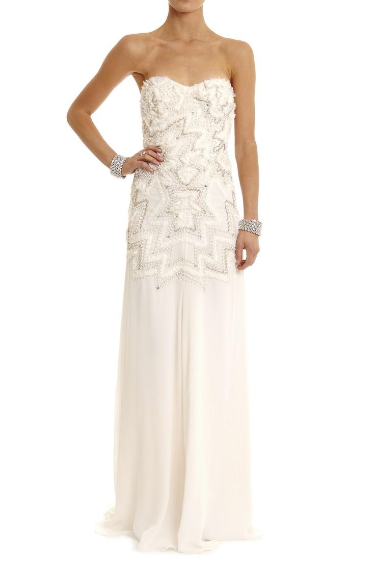 Lisa robertson in wedding dress - Designer Spotlight Lisa Ho Weddings Somethingborrowed