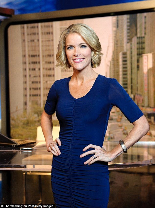 Fox News anchor Megyn Kelly gives birth to boy for her third child | Mail Online