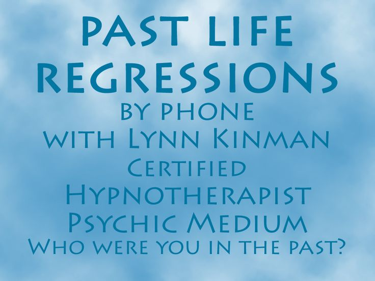 Past Life Regressions by Phone Past Life Readings Past Life Hypnosis with Certified Hypnotherapist and Psychic Medium Lynn Kinman by LynnKinmanPsychic on Etsy