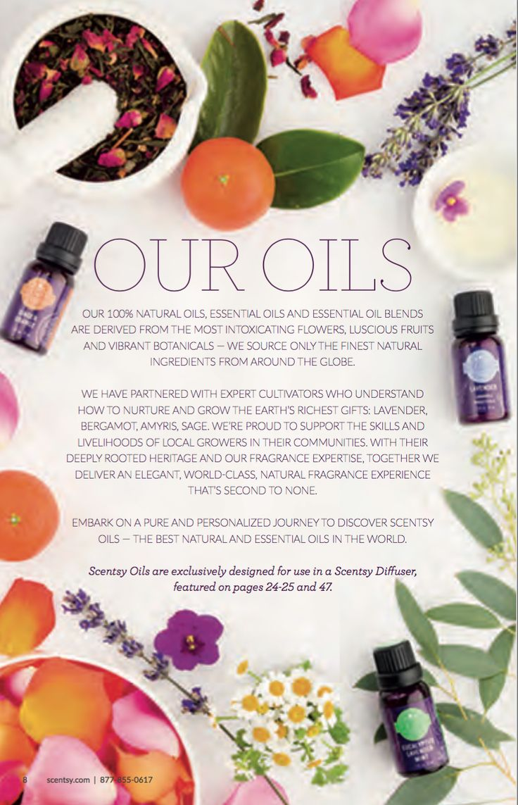 Why Essential Oils? What makes our oils so great? www.andreaswango.scentsy.us