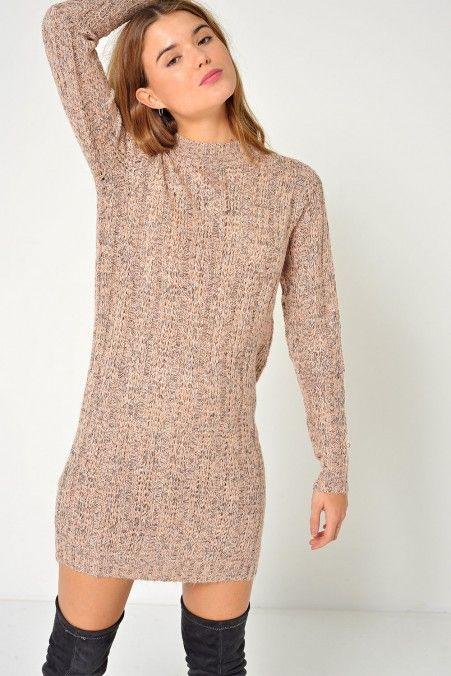 Amanda Jive Knit Dress