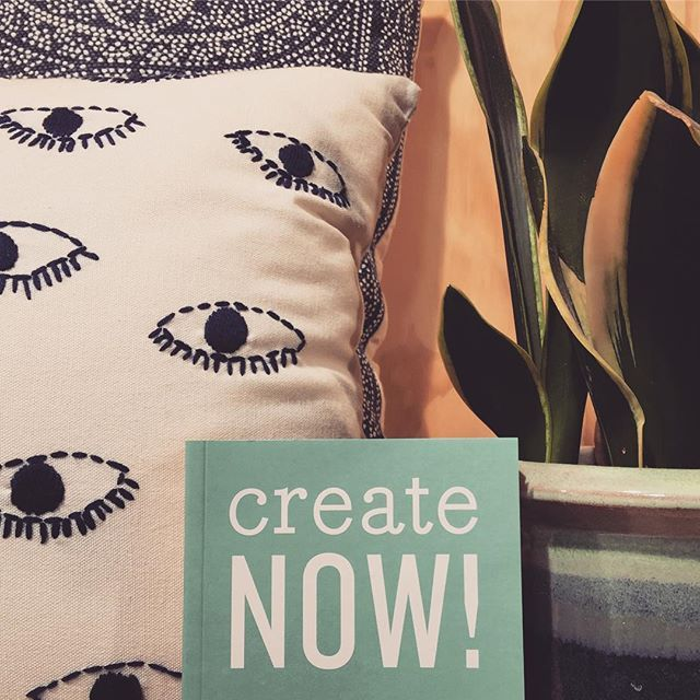Do you have a clear vision of what you'd like to create and why?  #CreateNow…