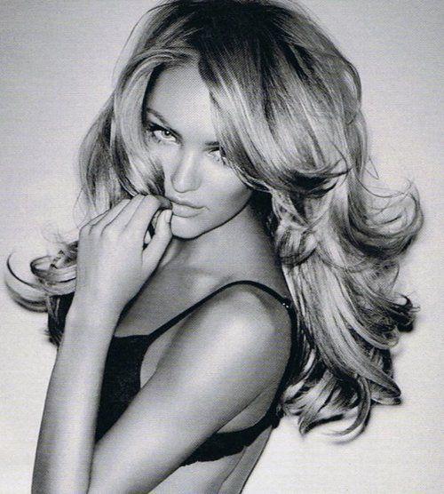 #Candice Swanepoel #hair #victoriasecretangel #hair