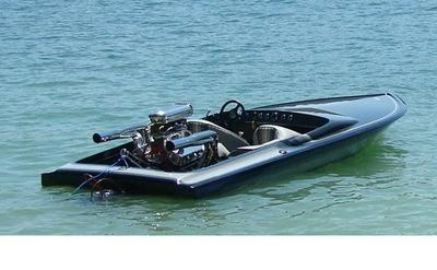 Sick jet boat! Can't wait for summer!