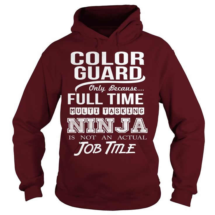 COLOR GUARD - NINJA