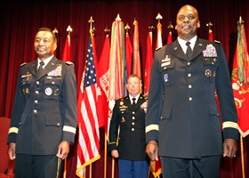 Lt. Gen. Thomas Bostick assumes command of U.S. Army Corps of Engineers