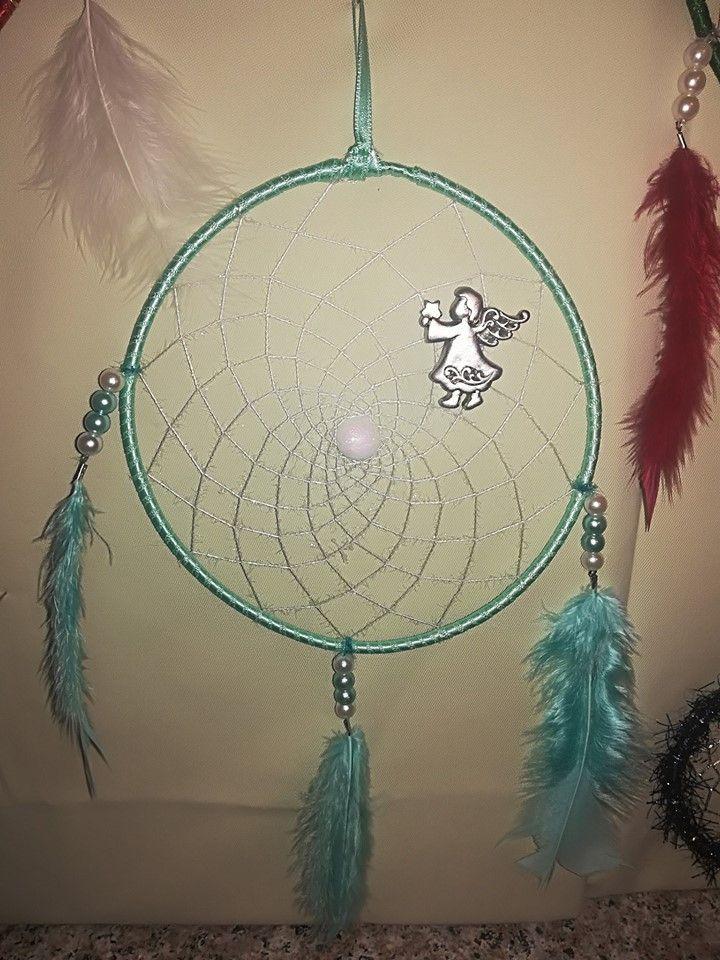 #Álomfogó #dreamcatcher #angyal #angel