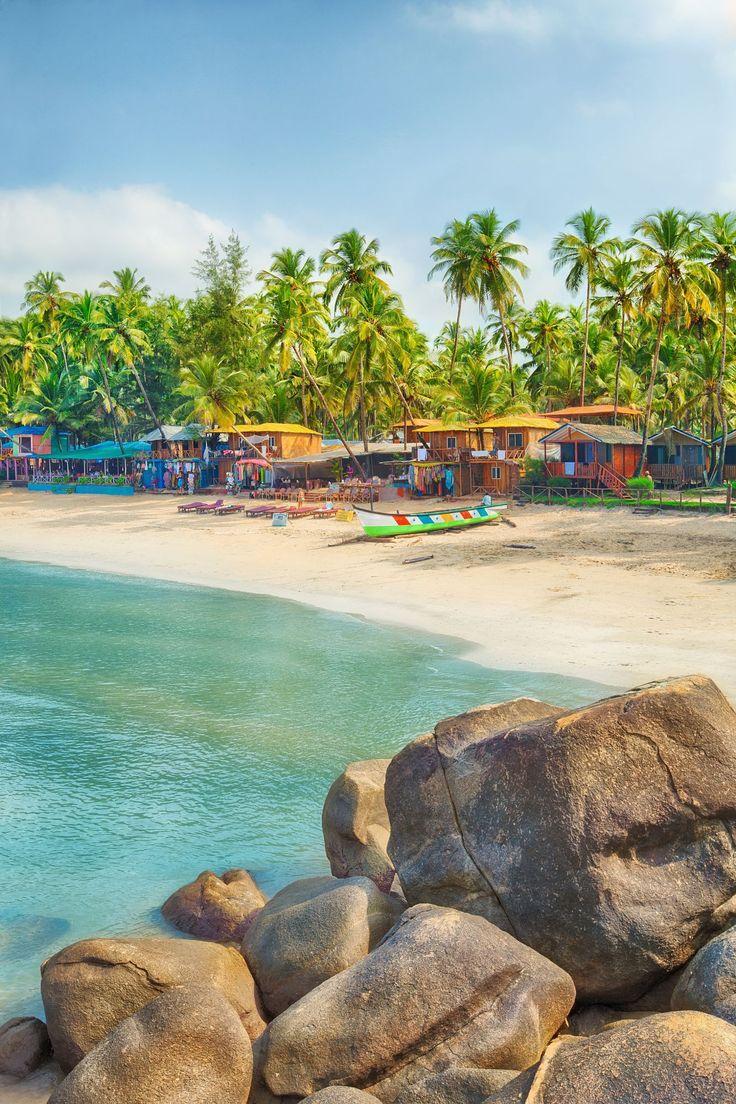 Palolem beach . Goa