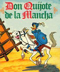 Don Quijote de la Mancha - Webquest
