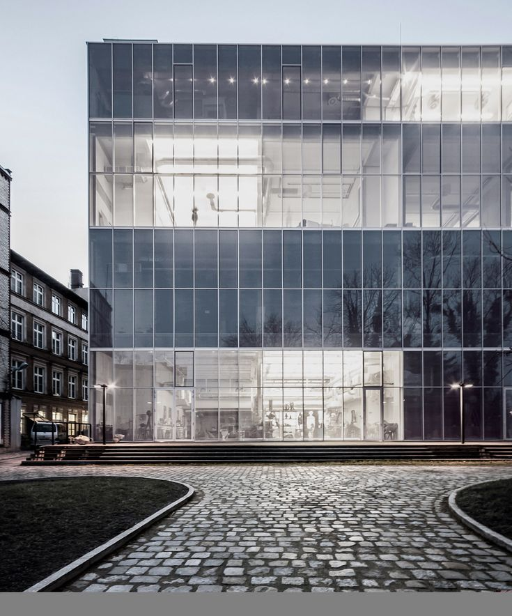 Die neue Kunsthochschule in Breslau /  PAG Pracownia Architektury Glowacki