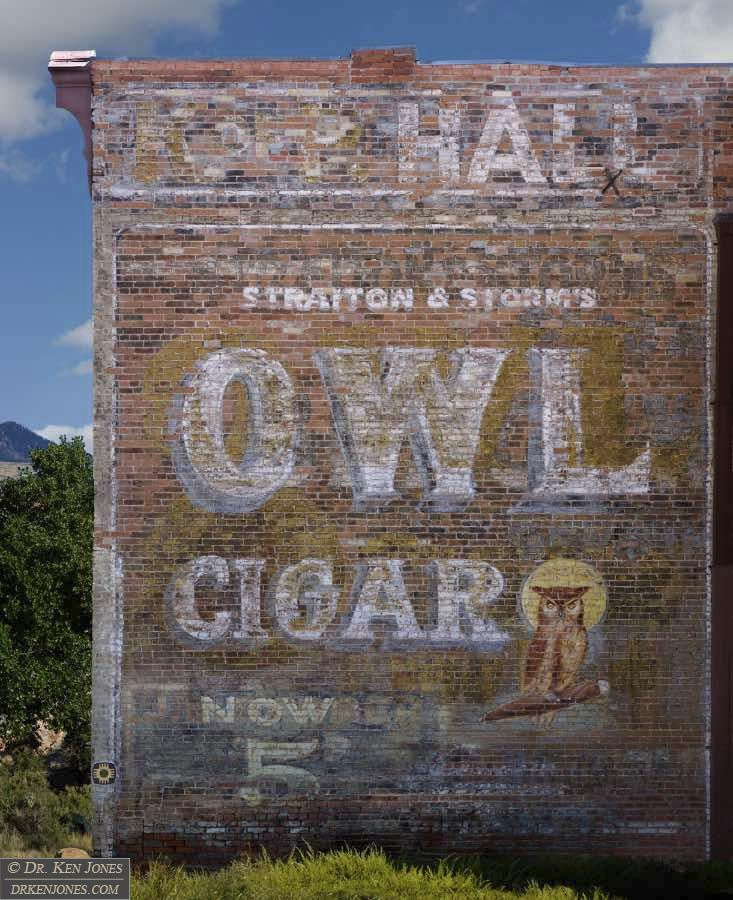 Owl Cigar: Socorro, New Mexico