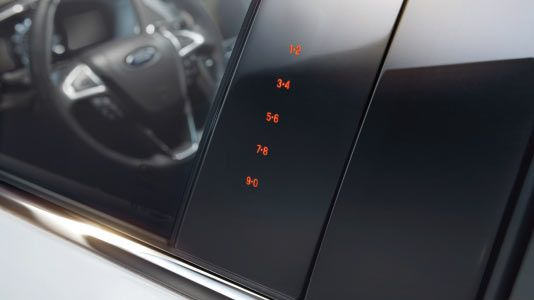 Vwvortex Com Cars With Numeric Keypads To Open The Door