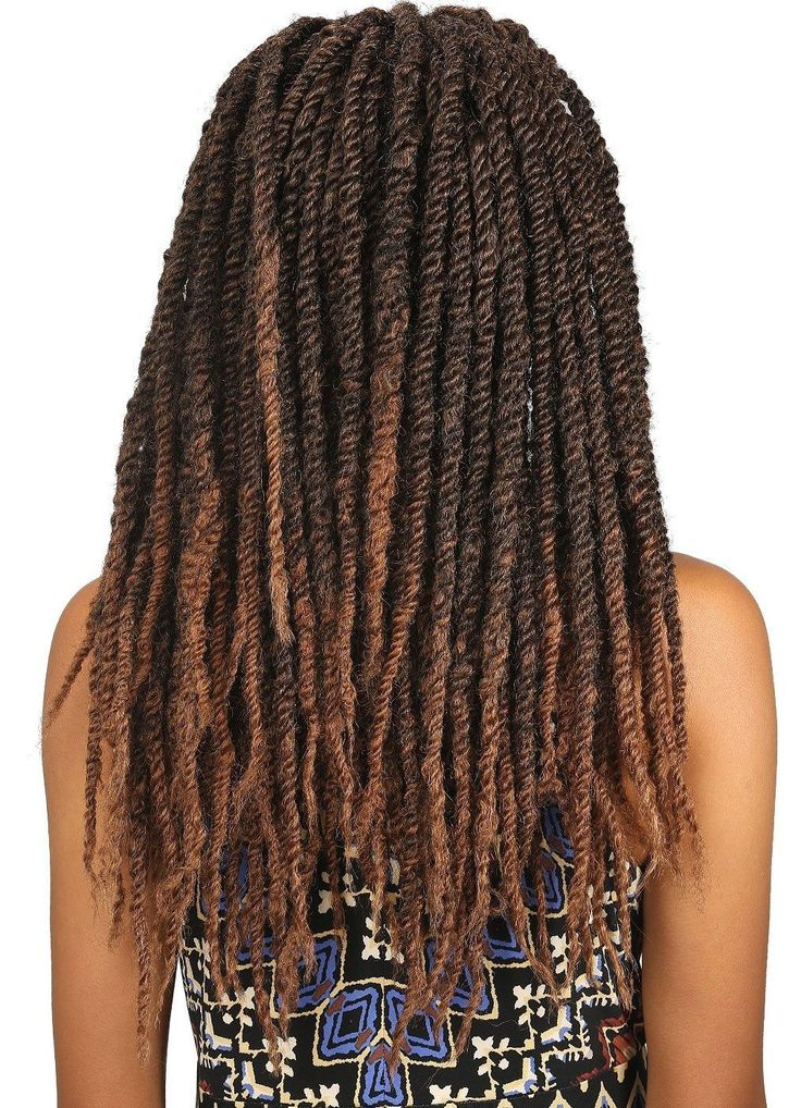 Marley Twists or Kinky Twists are two strand twists with extension hair known as Marley Braid Hair instead of the typical braiding hair. Marley Braid Hair very closely resembles natural hair textures.