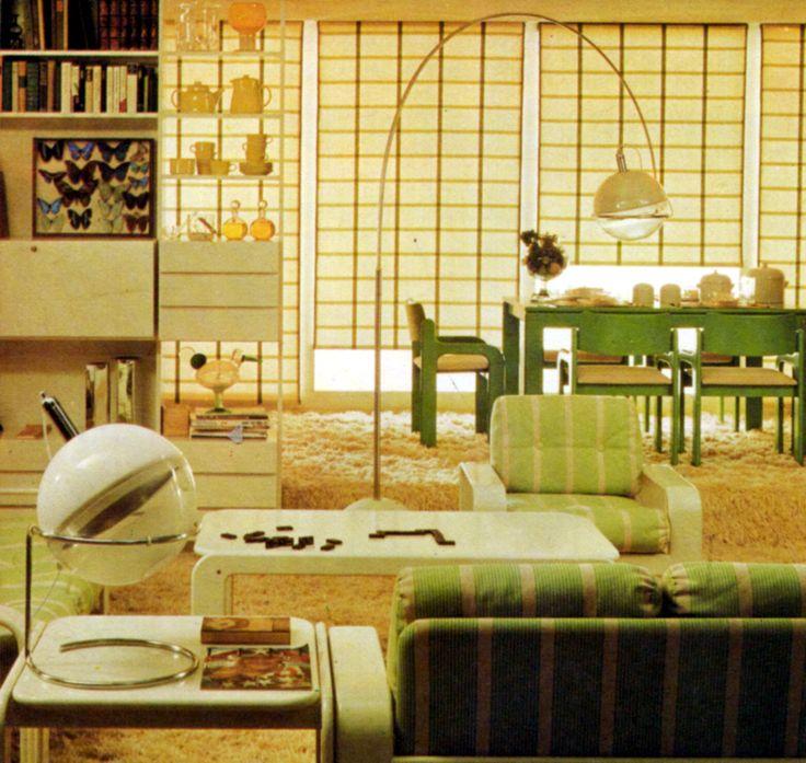 Interior Design By Retro Interiors: 17 Best Ideas About 60s Furniture On Pinterest