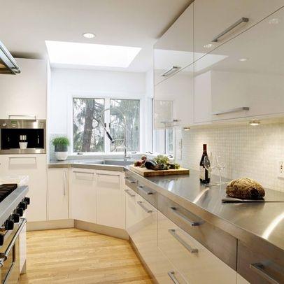 Winchester Kitchen   Contemporary   Kitchen   Boston   Venegas And Company  Concrete Counters