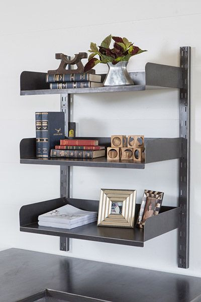 modular office shelves who said that office furniture must be made in laminate and particle