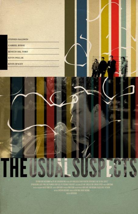 The Usual Suspects by Adam Juresko