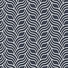 Muriva Precious Silks Blue & Silver Geometric Metallic Wallpaper