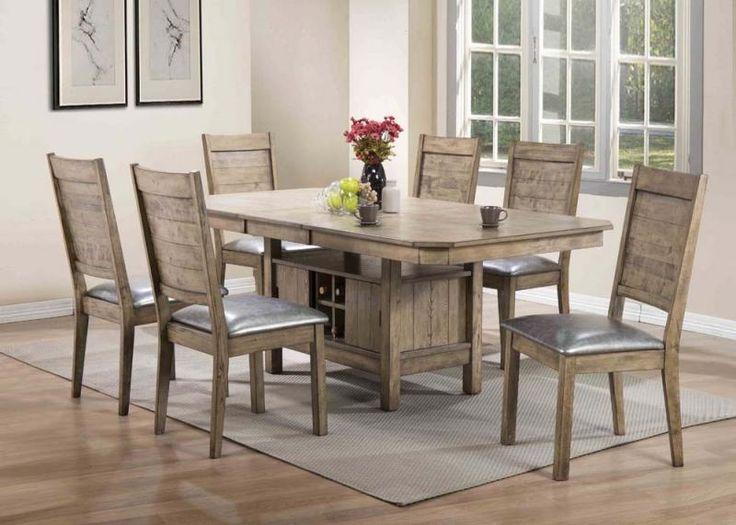 25 best ideas about Oak dining sets on Pinterest Black dining