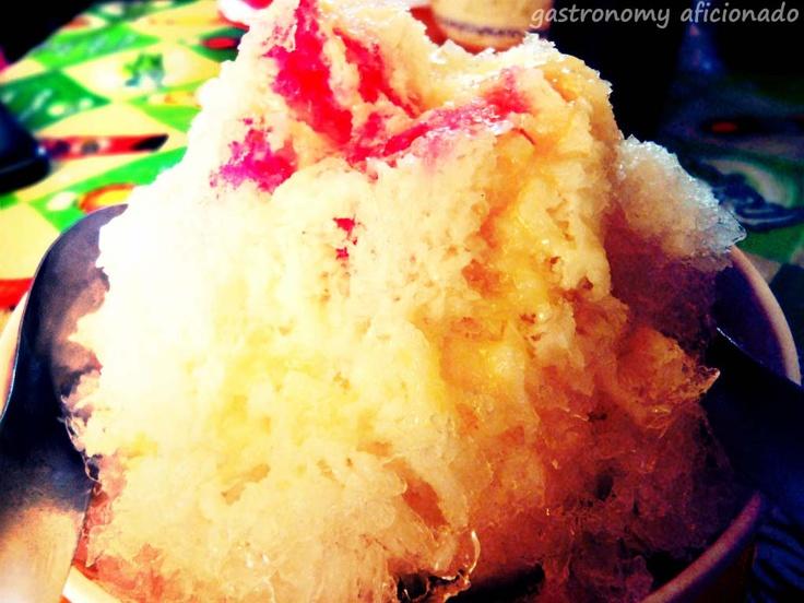 Es Kacang Merah from Warung Kopi Tung Tau (Sungailiat & Pangkal Pinang, Bangka). Review at http://gastronomy-aficionado.com/2012/05/04/tung-tau/