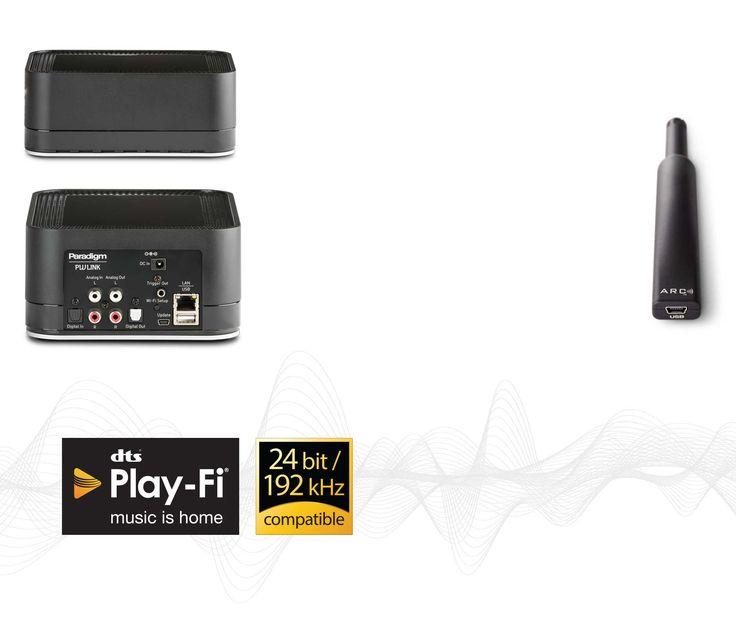 Paradigm®   Premium Wireless Series   PW LINK   Overview